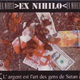L'argent est l'art des gens de Satan