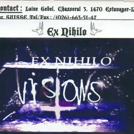 Visions Promo Demo tape 2B